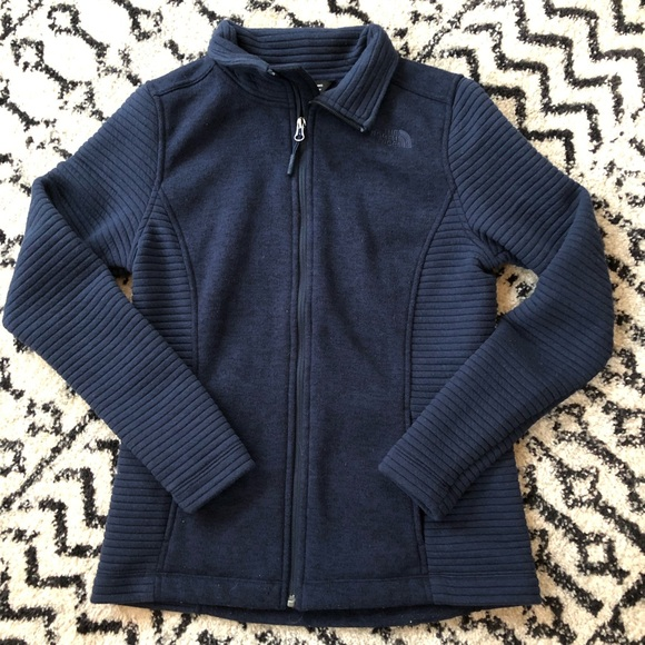 The North Face Tops - North Face fleece jacket